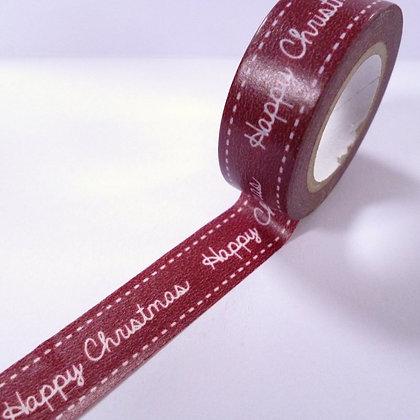 Washi Tape Roll :: Happy Christmas