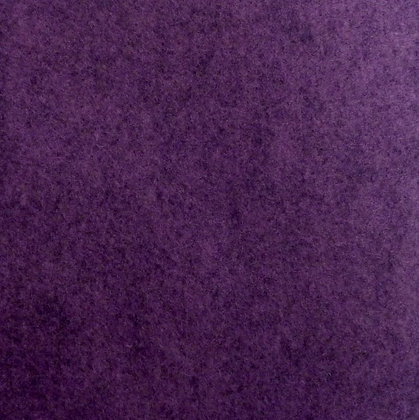 "Damson - Heathered Felt - 9"" square"
