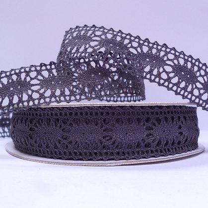Crochet Lace :: Grey