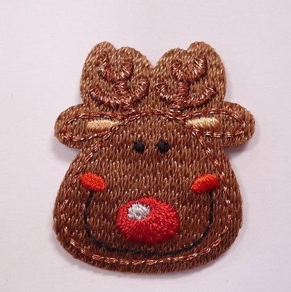 Embroidered Motif :: Cute Christmas :: Reindeer