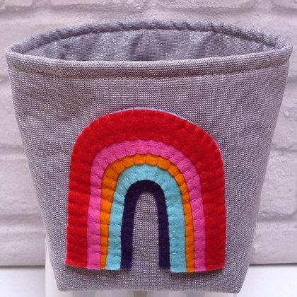 Handmade Rainbow :: Silver Box