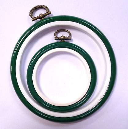 Round Flexi Frames :: Green