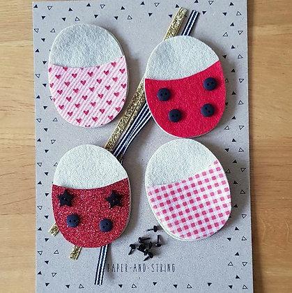 Little Ladybirds Ingredients Pack