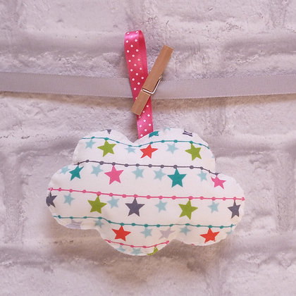 Handmade :: Fluffy Cloud :: L Star Fabric