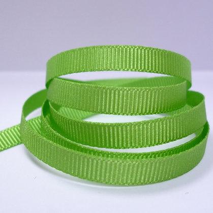 6mm Grosgrain Ribbon :: Bright Green (9813)