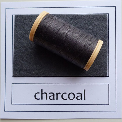 Sewing Thread :: Charcoal