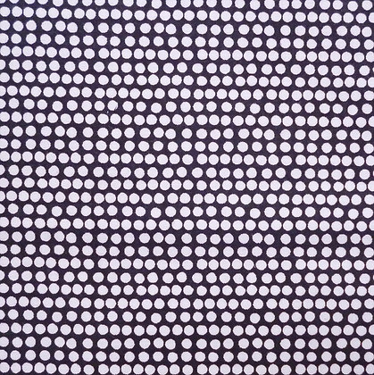 Fabric :: Wide :: Dotted Flurry Black