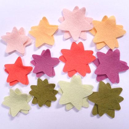 Die Cut Pack :: Stars :: Anemone