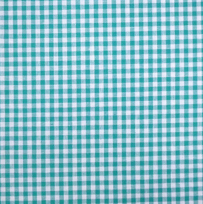 Fabric :: Wide Gingham :: Sea Green