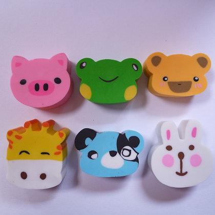 SALE Erasers :: Cute Animals