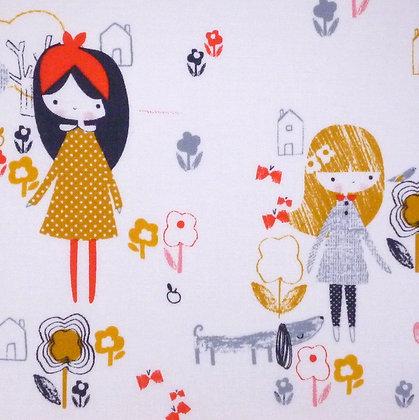 Fabric :: Mori Girls :: The Girls