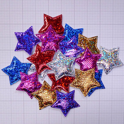 Holographic Stars :: Mixed Pack
