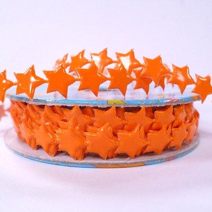 Bright Spools :: Cut Out Stars :: Orange