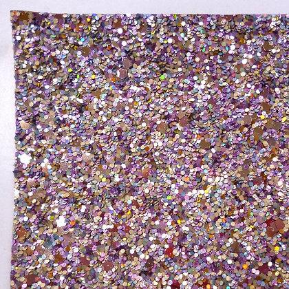 Chunky Glitter sheet :: Mixed :: Moonshine