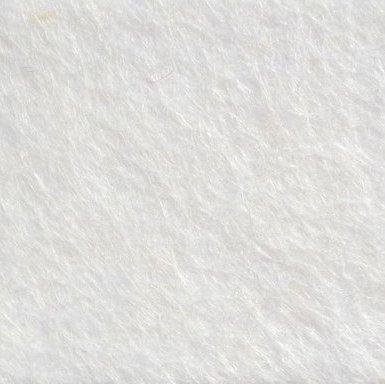 """Premium Felt :: 12"""" square ::  White"""