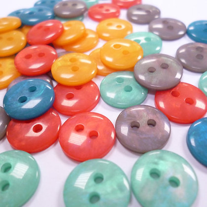 Pearly Pack of Buttons #9
