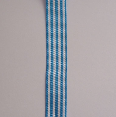 Pencil Stripe Ribbon :: Light Blue