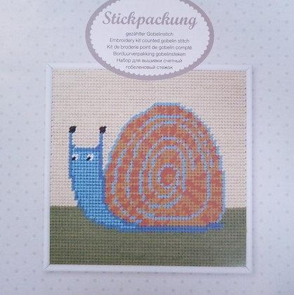 SALE :: Tapestry Kit :: Snail