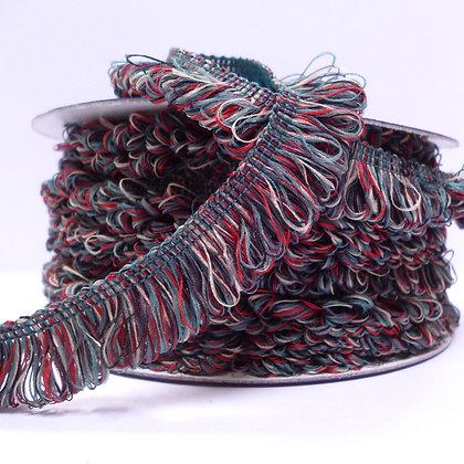 Loopy Trim :: Dark Rainbow