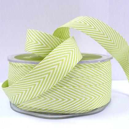 Wide Twill Ribbon :: Light Green