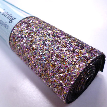 Chunky Glitter roll :: Mixed :: Moonshine