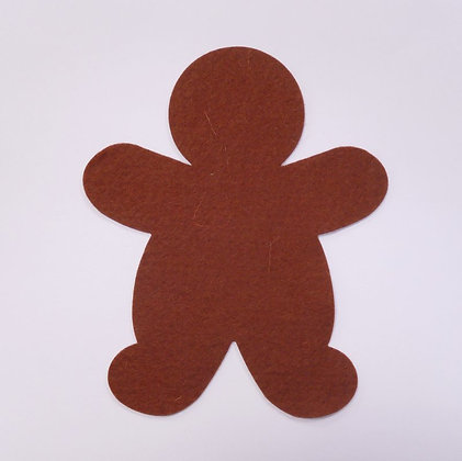 Die Cut :: Gingerbread Man :: Galaxy