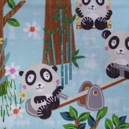 Fabric :: Panda Park :: In the park