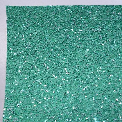 Medium Glitter sheet :: Sea Green