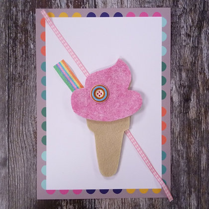 99 Ice Cream Rainbow  & Pink Ingredients Pack