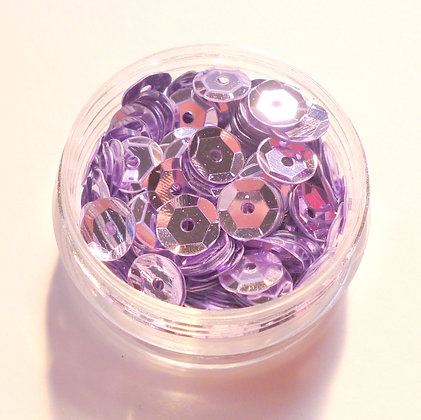 7mm Sequins :: Lilac (#39)