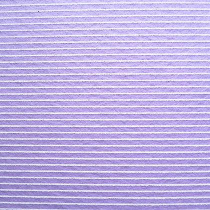 Stripe Felt Square :: MAUVE