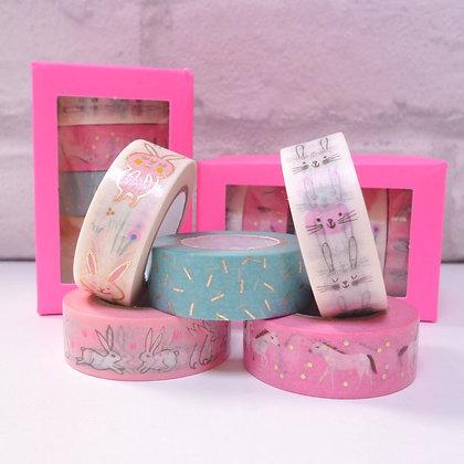 Washi Tape Set :: Bunnies & Unicorns