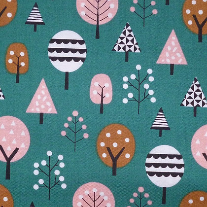 Fabric :: Geo Forest :: Trees