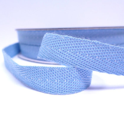 Denim Ribbon :: Stonewash Blue