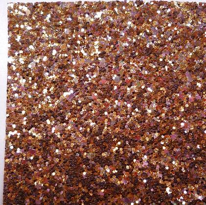Chunky Glitter sheet :: Mixed :: Glamorous Gold