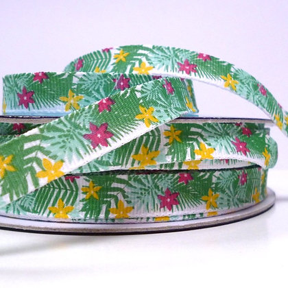 Tropical Ribbon :: Tropical Leaves