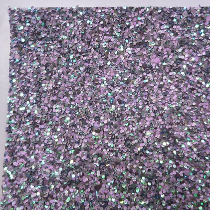 Chunky Glitter sheet :: Magical :: Blue/Grey