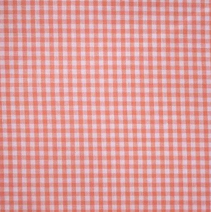 Fabric :: Wide Gingham :: Peach