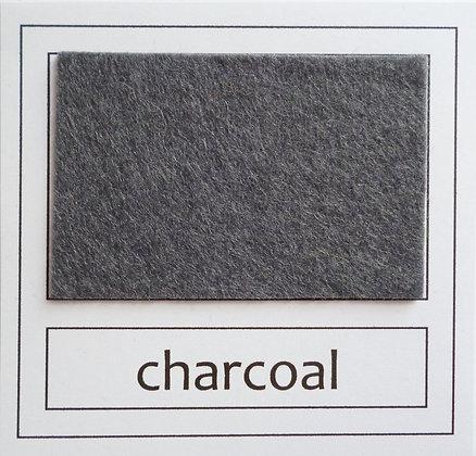 "Die Cut Pack :: 1"" circles :: Charcoal"