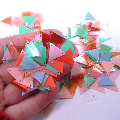 Modern Sequins :: Triangles