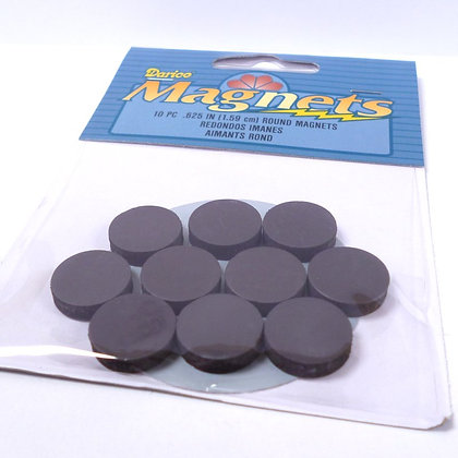 Circle Magnets 15mm