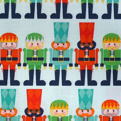 Fabric :: Nutcracker :: Small Soldiers