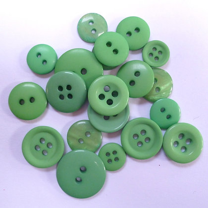 Dyed Pick & Mix Buttons :: Apple