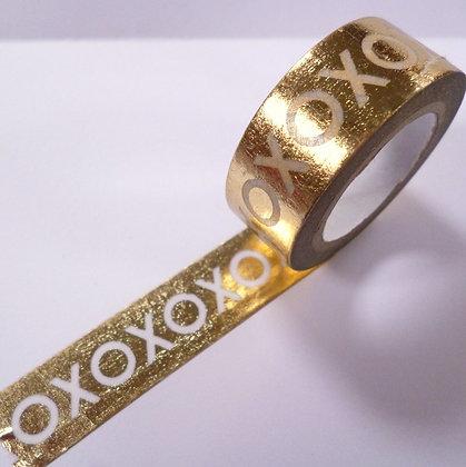 Washi Tape Roll :: xoxoxo