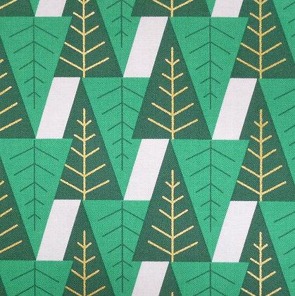 Fabric :: Snowglobe :: Fa La La Tree