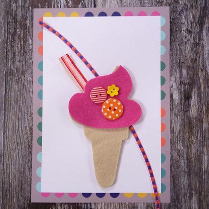 99 Ice Cream Stripes & Flowers  Ingredients Pack