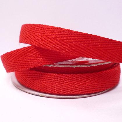 2m Spool :: Twill :: Red