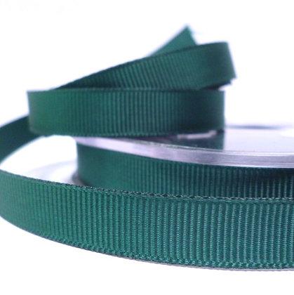10mm grosgrain :: by the metre :: Green