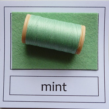 Sewing Thread :: Mint