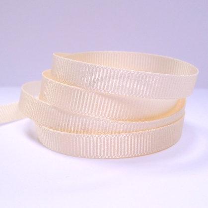 6mm Grosgrain Ribbon :: Vanilla (9607)
